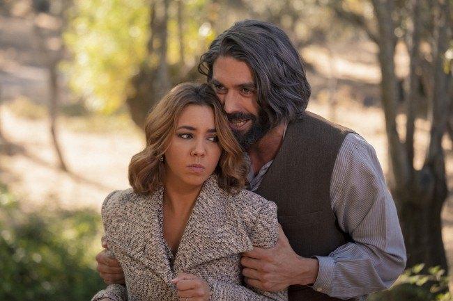 """Severiano confiesa a Emilia que él mató a Sol, en """"El secreto de Puente Viejo"""""""
