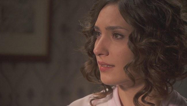 """Camila sigue muy lánguida y parece esconder algo, en """"El secreto de Puente Viejo"""""""