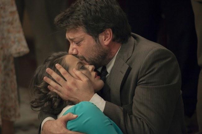 """Emilia sostiene ante Lucas que ella mató a Sol, en """"El secreto de Puente Viejo"""""""
