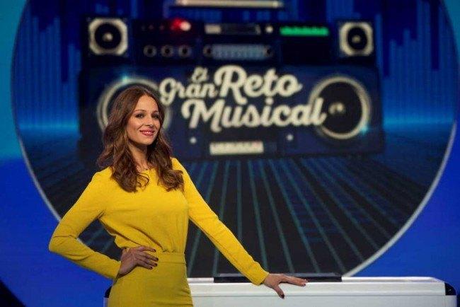 """Eva González presentará el nuevo concurso de La 1 """"El gran reto musical"""""""
