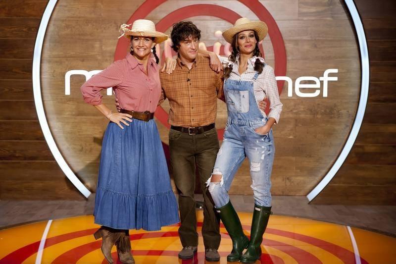 """En la 4ª temporada de """"MasterChef Junior"""", Eva González y el jurado sorprenderán con sus disfraces"""