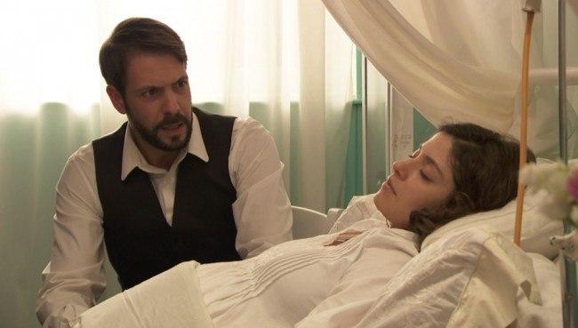 """Severo no arriesgará la vida del bebé, en """"El secreto de Puente Viejo"""""""