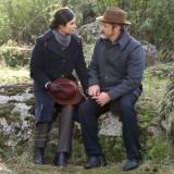 """María cuenta a Alfonso el motivo de su regreso, en """"El secreto de Puente Viejo"""""""
