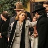 "Todo ""Puente Viejo"" recibe a Emilia Ulloa tras ser puesta en libertad"