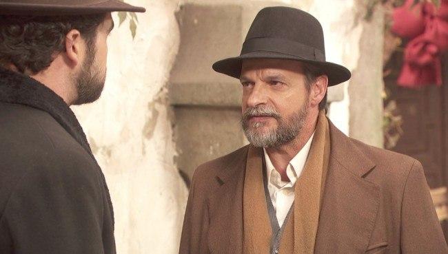 """Cristóbal y Raimundo se topan y parece que el enfrentamiento es inevitable, en """"El secreto de Puente Viejo"""""""