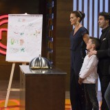 "El jurado de ""MasterChef Celebrity 2"" recibe a Jefferson"