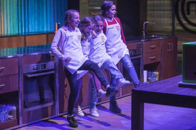 Los finalistas de MasterChef Junior 5