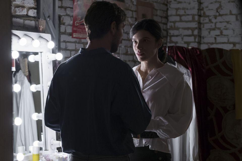 Foto XXL | Inés recibe la visita sorpresa de Marcos en el teatro, en ...