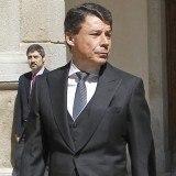 Ignacio Gonz�lez, presidente de la Comunidad de Madrid, en Espejo P�blico