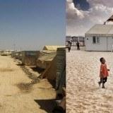 En Portada nos cuenta cómo es la vida en el campo de refugiados de Zaatari