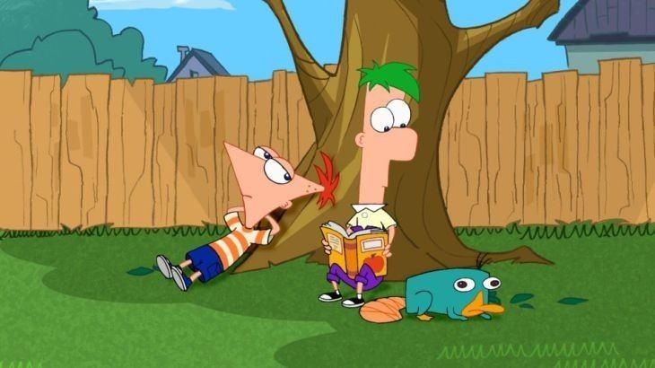 Phineas Y Ferb Tambi N Se Emite En Disney D