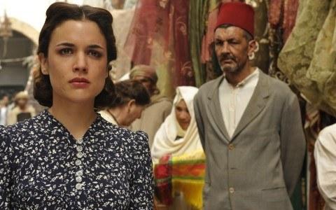 """Adriana Ugarte en la nueva serie de Antena 3, """"El tiempo entre costuras"""""""