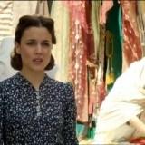 """Secuencia de la serie """"El tiempo entre costuras"""" protagonizada por Adriana Ugarte"""