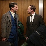 Bob Benson y Pete Campbell empiezan una guerra en Mad Men