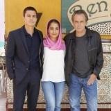 "�lez Gonz�lez, Jos� Coronado e Hiba Abouk presentan la nueva serie de Telecinco ""El Pr�ncipe"""